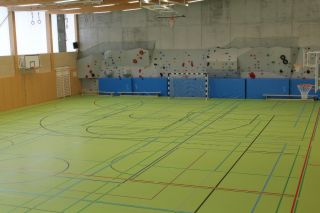 Basketball Trainingslager im Sport-Jugendgaestehaus in Bad Tölz (Deutschland)