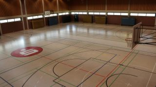 Handball Trainingslager im Landesturnschule-Oberwerries in Hamm (Nordrhein-Westfalen)