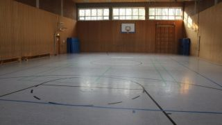 Basketball Trainingslager im Jugendgaestehaus in Rotenburg (Wümme) (Deutschland)