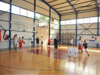 Basketball Trainingslager im Sport-Camp in Loutraki (Griechenland)