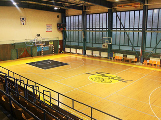 Basketball Trainingslager im Sporthotel in Pisek (Tschechien)
