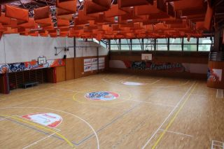 Basketball Trainingslager im Hotel-Arena in Chomutov (Tschechien)